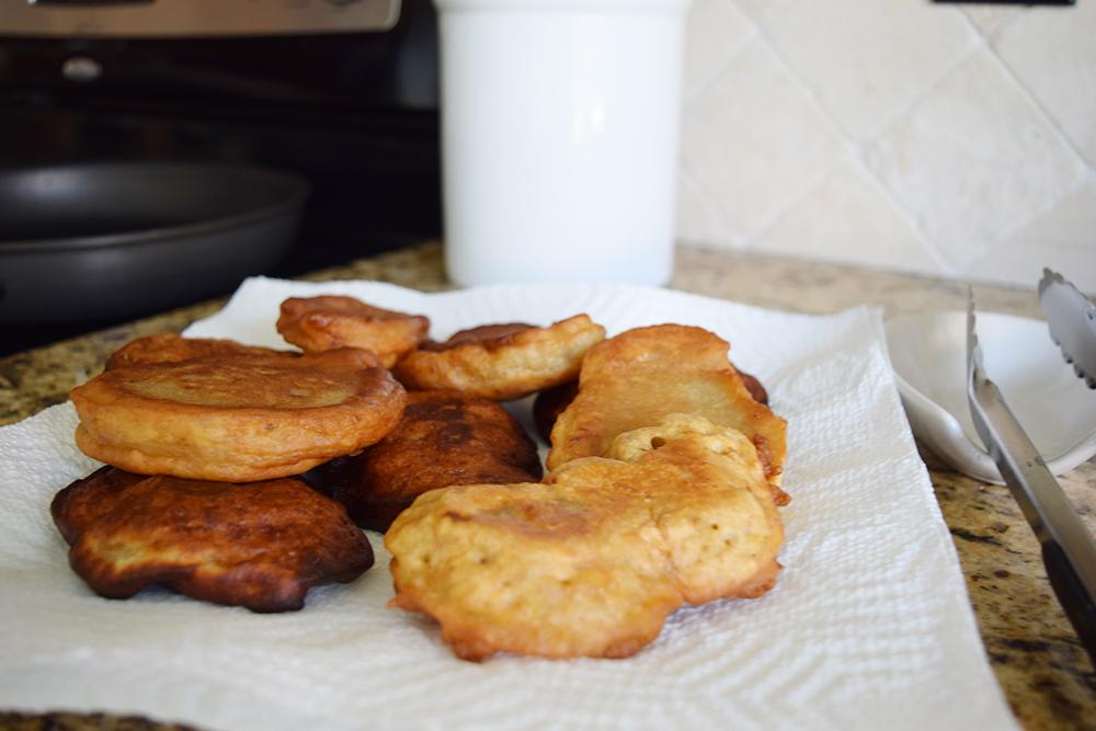 Banana Fritters 15