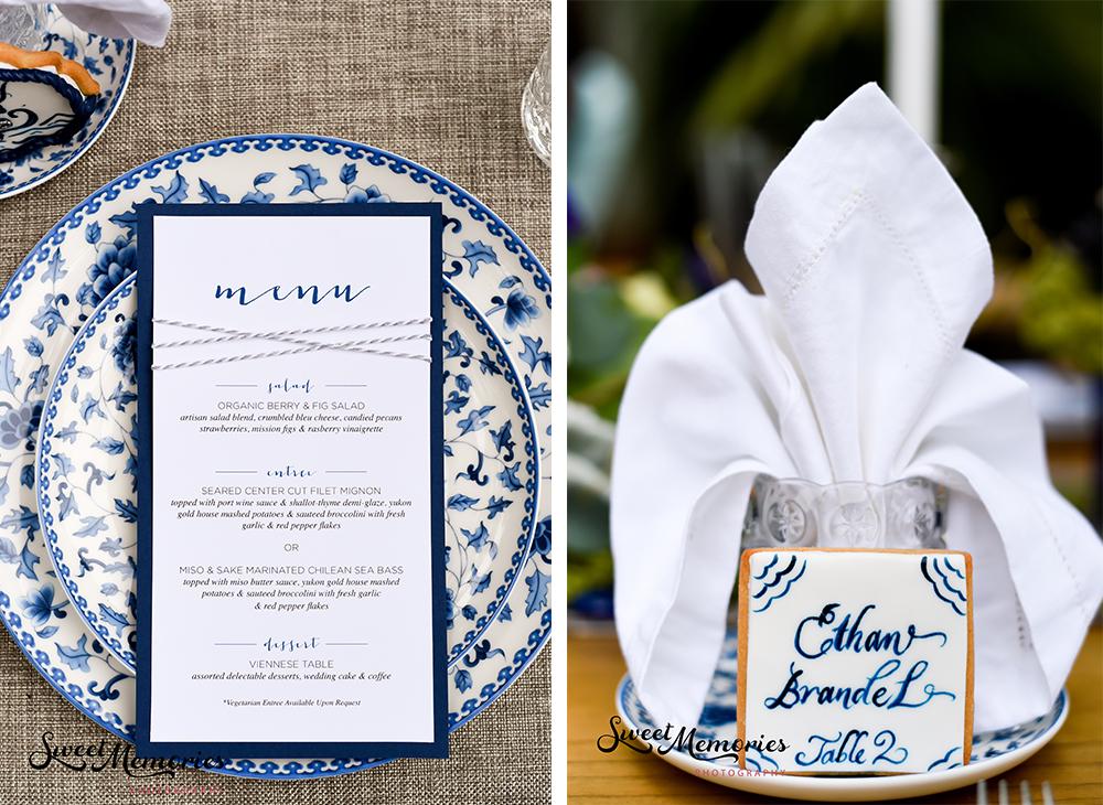 Classic Nautical Wedding 3