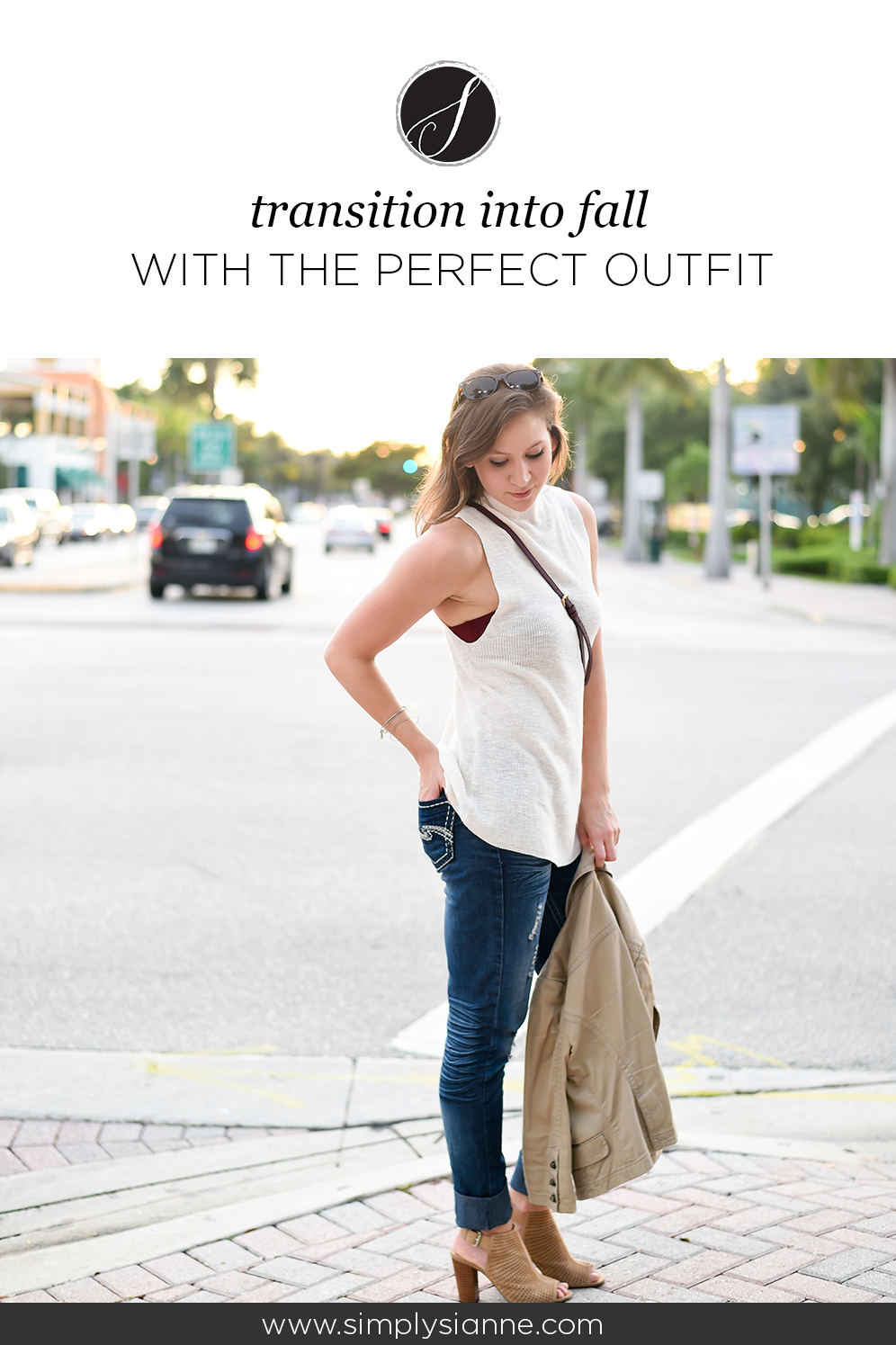 NORDSTROM FALL OUTFIT Pinterest Image