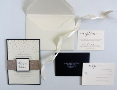 Simply Sianne Calligraphy and Design - Hand Made Wedding Invitations
