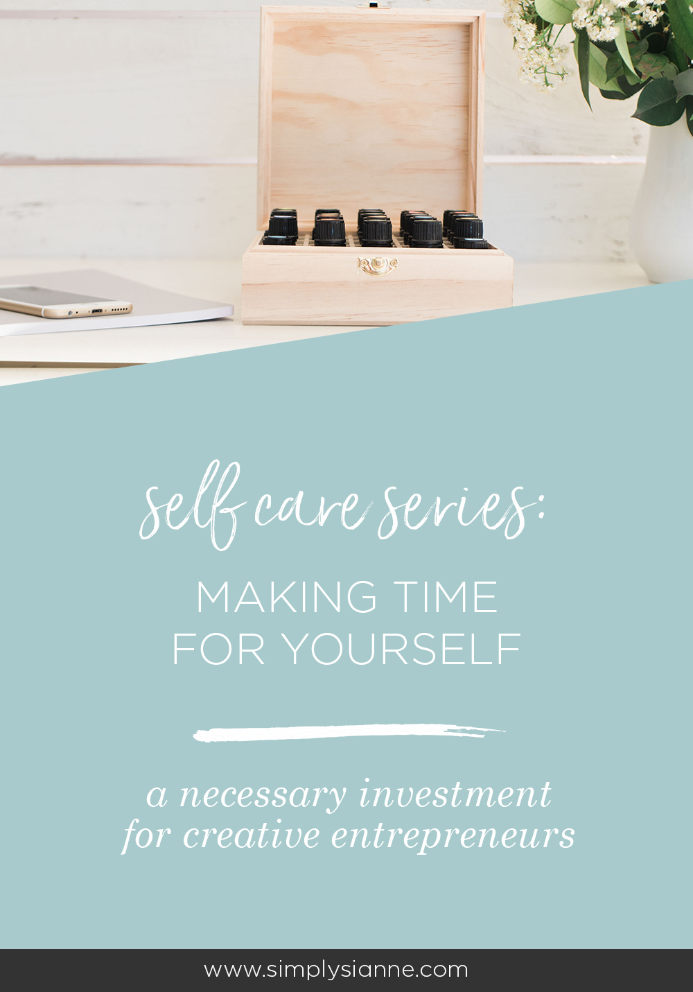 You can't pour from an empty cup - you have to take care of yourself first. We're sharing 3 self-care tips you should be doing as a millennial entrepreneur.