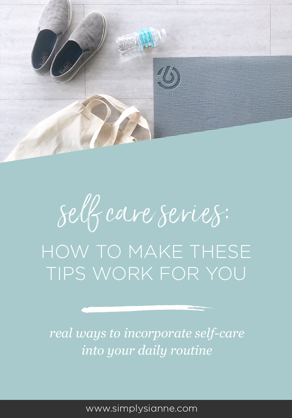 As creative business owners, we put ourselves last, I get it. I've been there. Wrapping up our 3-part self-care series, I'm sharing easy ways to incorporate self-care tips into your daily routine to make them work for you.