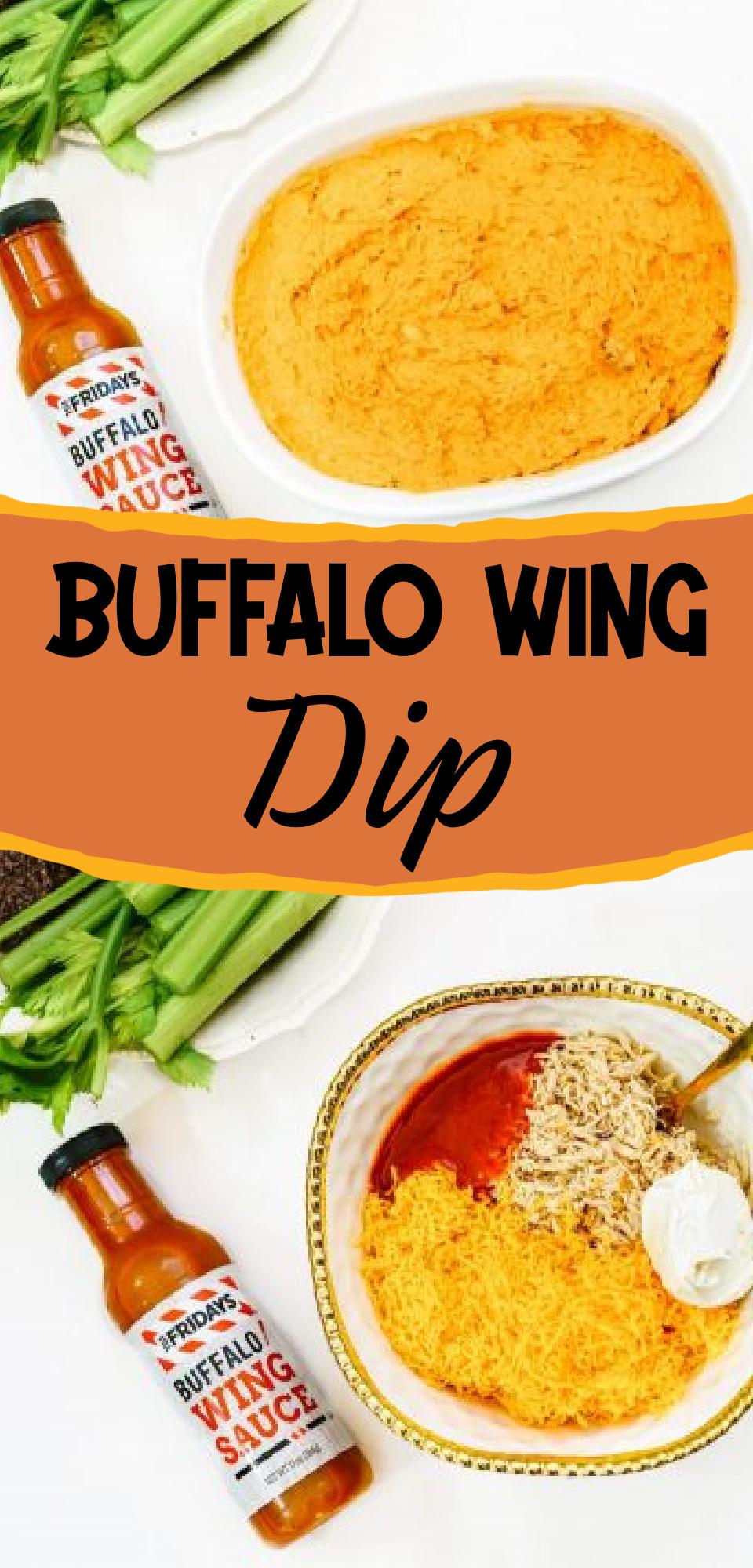 buffalo wing dip
