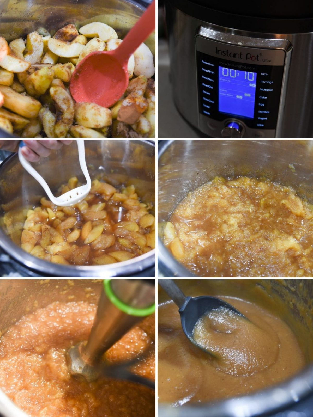 overview of apple butter instructions