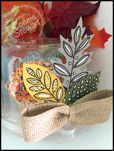 """Connie Stewart's creation for """"You Can Create It International"""" - see all the samples at www.SimplySimpleStamping.com"""