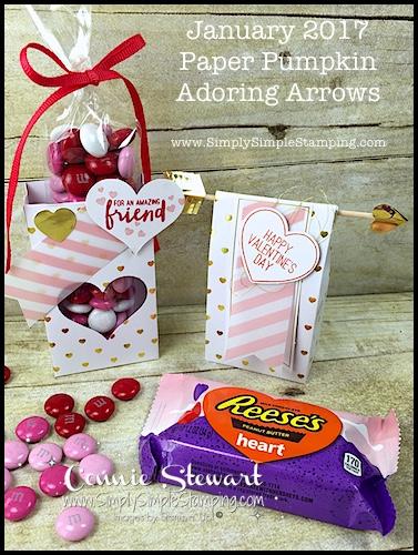 Adoring Arrows Paper Pumpkin Kit – January 2017