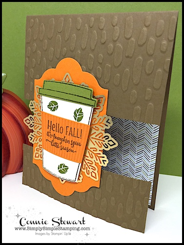 TEACH Me That! Learn how to create a FLOATING IMAGE CARD at www.SimplySimpleStamping.com - look for the October 5, 2017 blog post