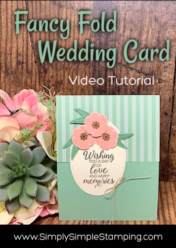 Fancy Fold Wedding Card   Creative Juice