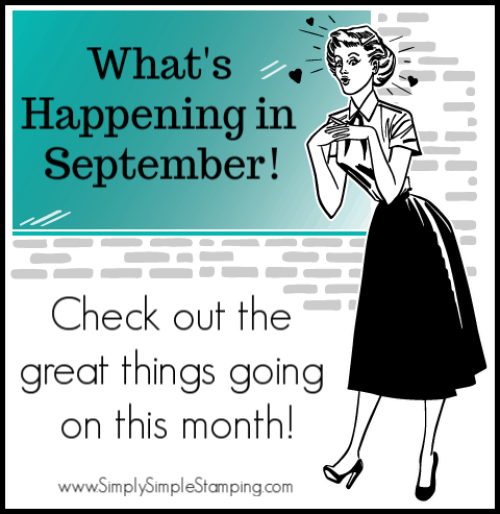 What's Happening in September?