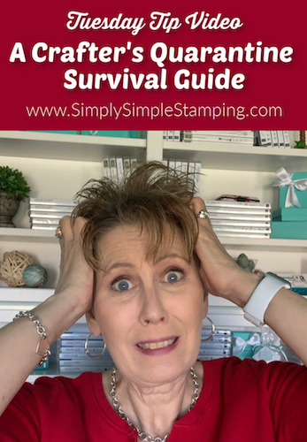 A Crafter's Ultimate Survival Guide in a Quarantine