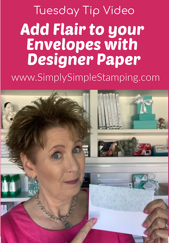 How to Add Flair to Your Envelope Flaps