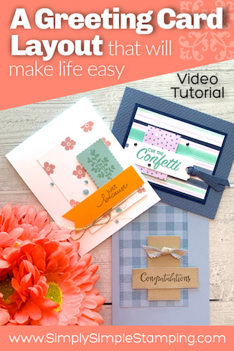 A Greeting Card Layout That Will Make Life Easy