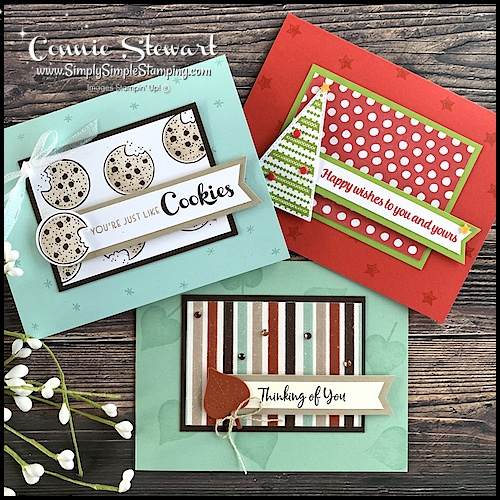 Easy card layouts will be your go-to for year round handmade cards