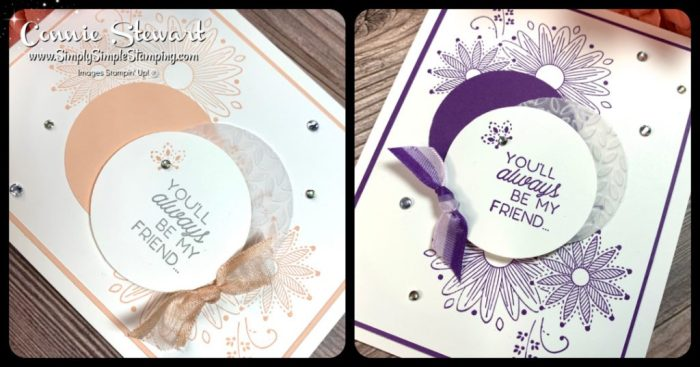 I love learning how to emboss on vellum for great textured embellishments on handmade cards and scrapbook pages
