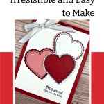 Heart Cards That are Irresistible and Easy to Make