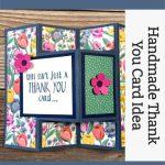 Handmade Thank You Card Idea