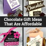 Chocolate Gift Ideas That Are Affordable
