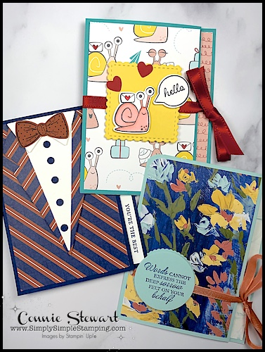 Make 3 panel cards easily for all the occasions in your life