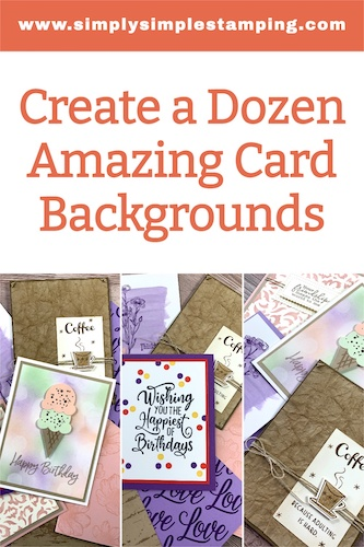 How to Create 12 Amazing Greeting Card Backgrounds with Mind Blowing Ease