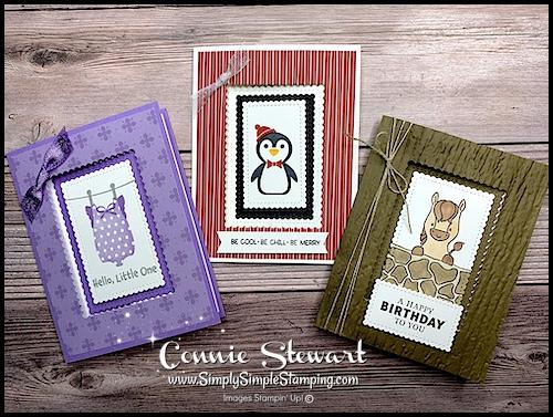 a-christmas-fun-fold-card-plus-a-baby-card-and-kid's-birthday-card-in-same-fun-fold-card-design