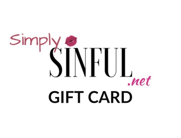 simply sinful gift card