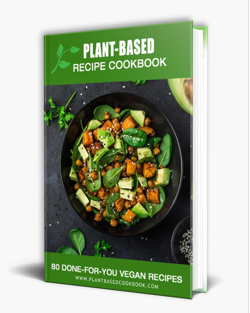 Free plant based vegan recipes