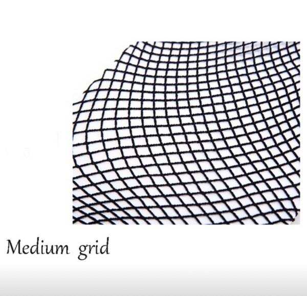 Fishnet tights medium grid pattern