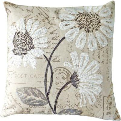 Creative Cartoon Tropical Cactus Pillow Car Cushion Handsome Cotton Fabric Washable Waist Cover Cute Seat