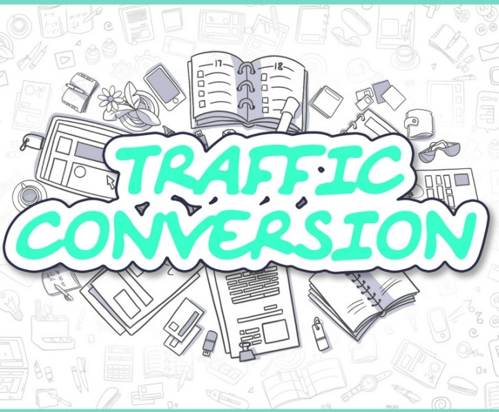 social media traffic conversion