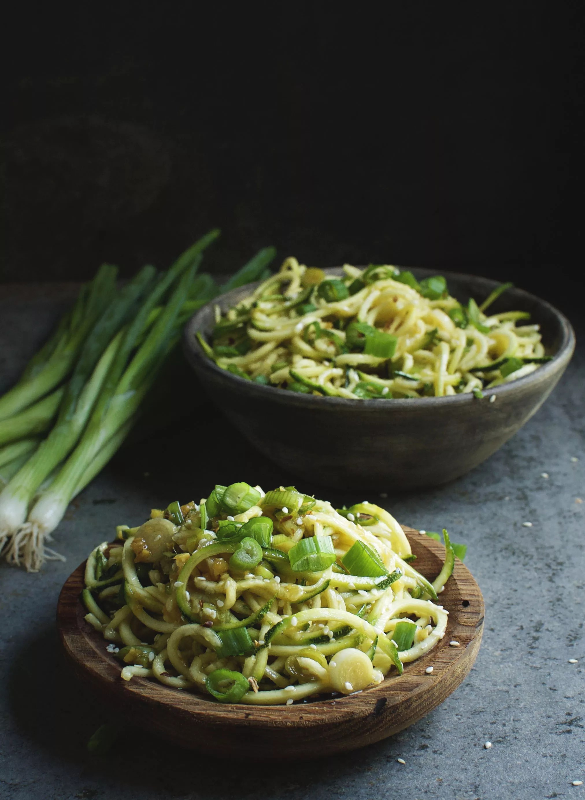 Low Carb Asian Noodles Recipe Simply So Healthy