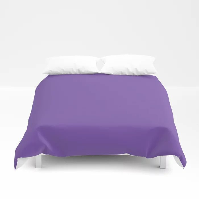 Solid Color Duvet Covers Twin, Twin XL, Full, Queen, and KIng Sizes are available - Bedding - Bedroom Decor