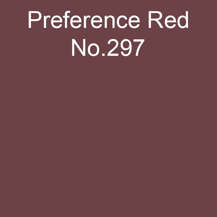 Preference Red No.297 Farrow and Ball 2021 Colour of the Year