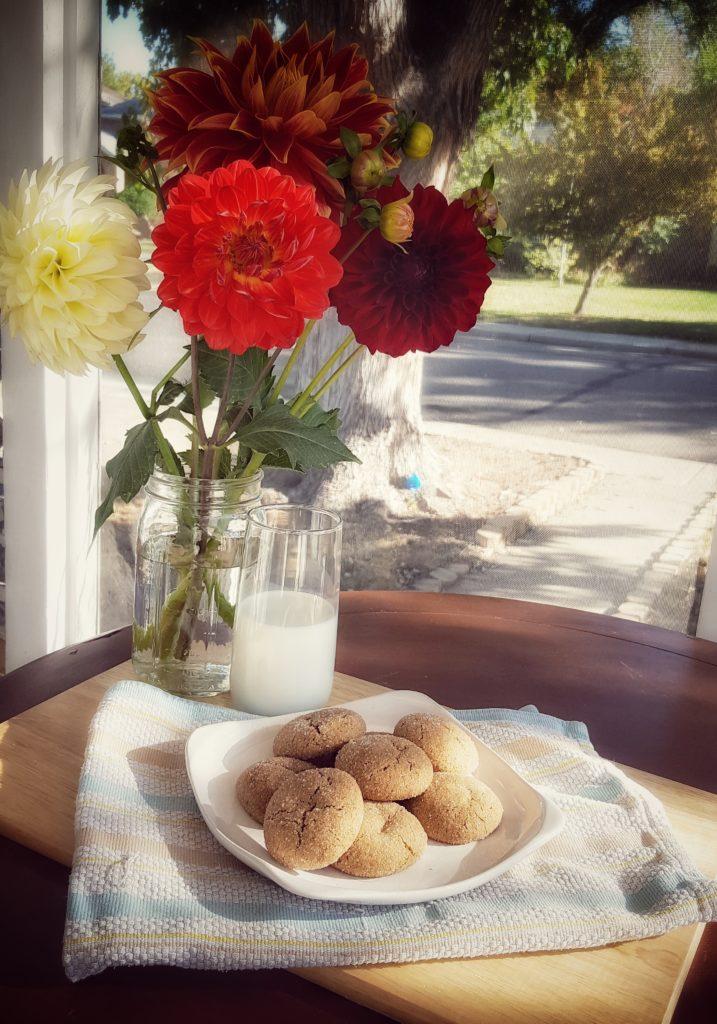 Brown Sugar Cinnamon Sugar Cookies