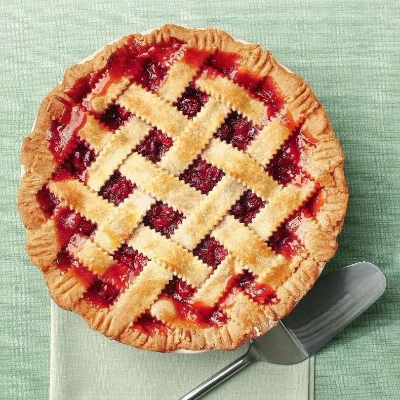 Eating Well | Honey-Sweetened Cherry Pie