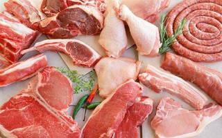 Cut meats