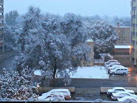 2013 First Snow