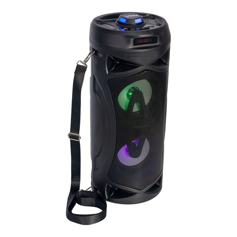 Pls Party Bazooka Bluetooth Soundbox Portable Speaker System 135 Party Bazooka Simply Sound Lighting
