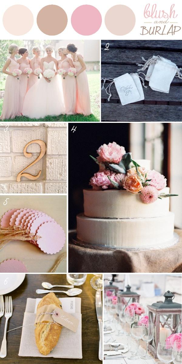 Wedding Color Schemes Simply Southern Wedding Blog