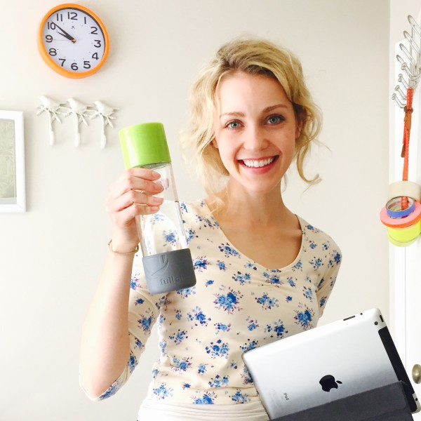 "Bring Your Own Bottle // 5 ""Out of the Box"" Ways to Simplify at Home // simplyspaced.com"