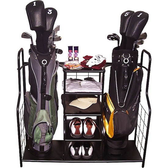 Golf Bag Organizer // 8 Father's Day Gifts for the Organized Dad // simplyspaced.com