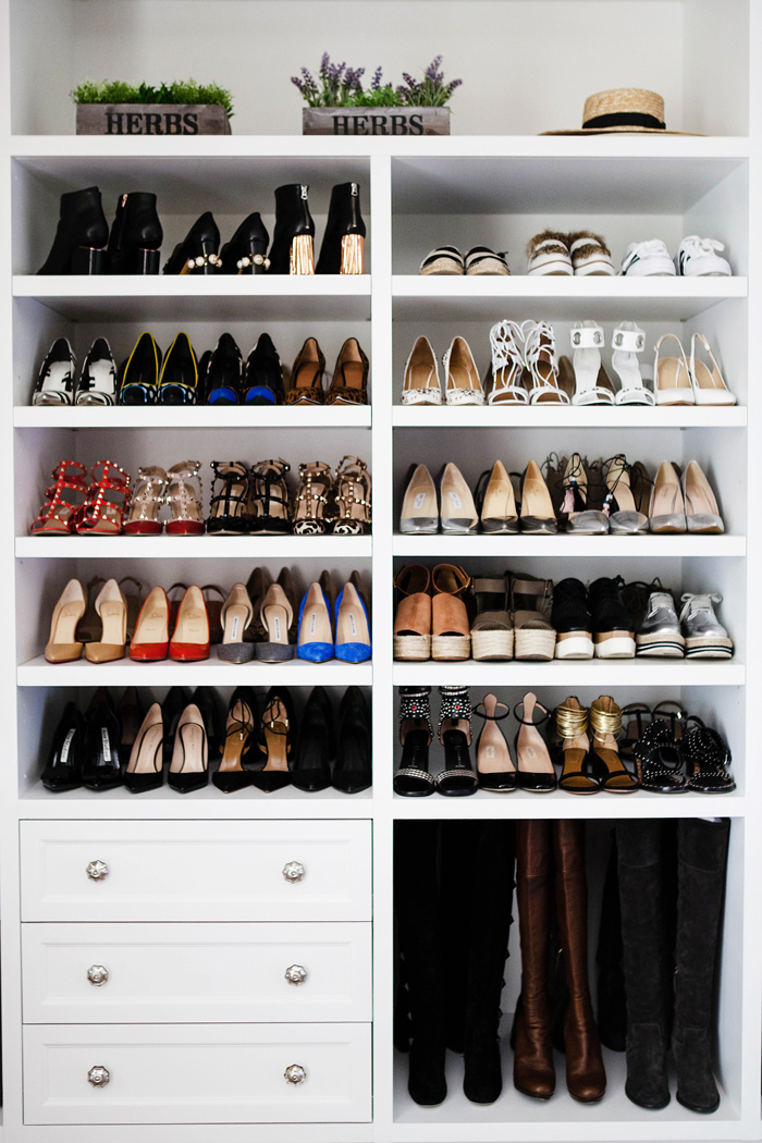 40+ Creative Ways To Organize Your Shoes