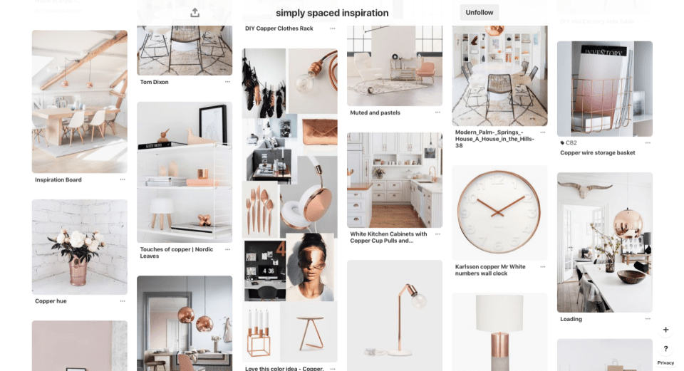 How to organize & define your personal style