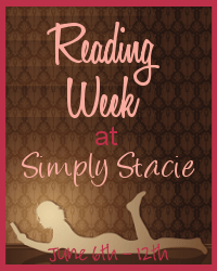 Reading Week at Simply Stacie