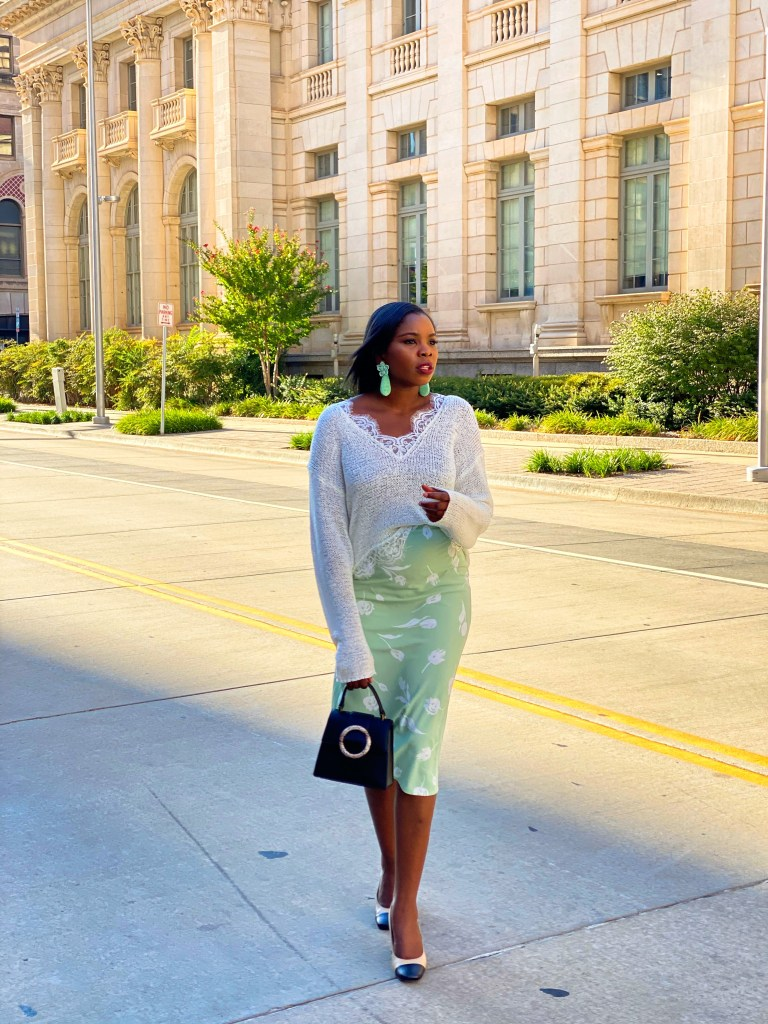 How to style a trench coat for Fall