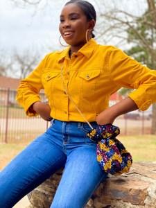 Colour combination outfit ideas