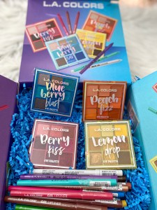 LA Colors Fruity Fun Collection