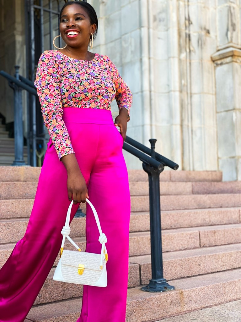 floral fabrics are trending for summer 2021