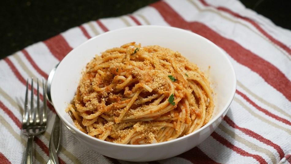 Spaghetti with Anchovies.JPG