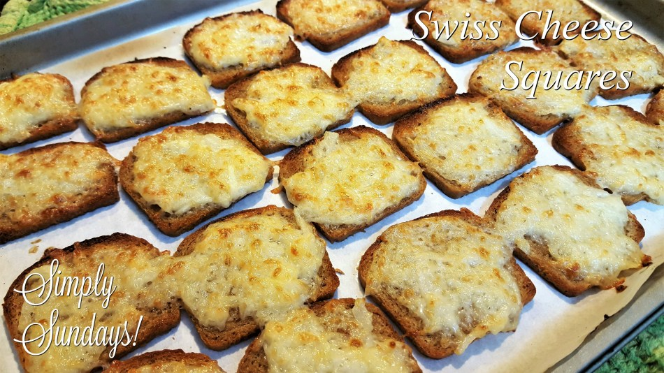 Swiss Cheese Squares