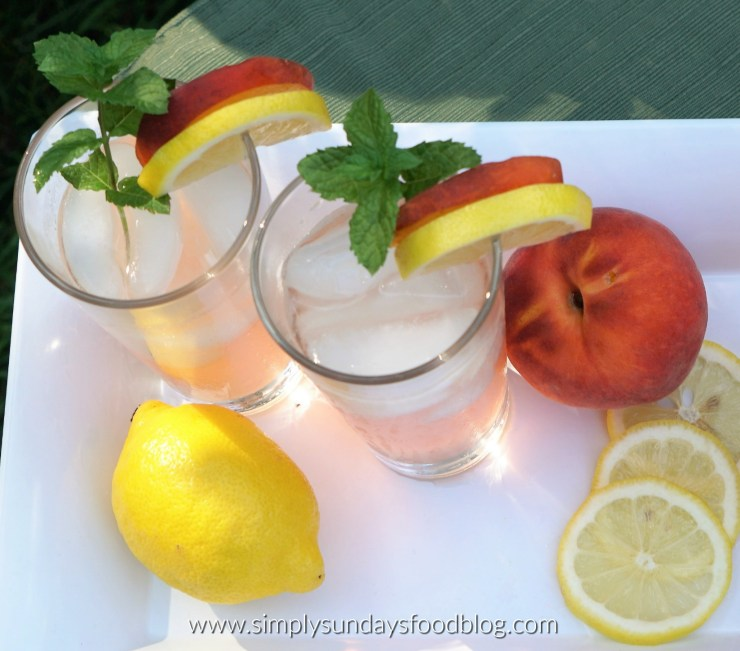 Peach Lemonade IG2